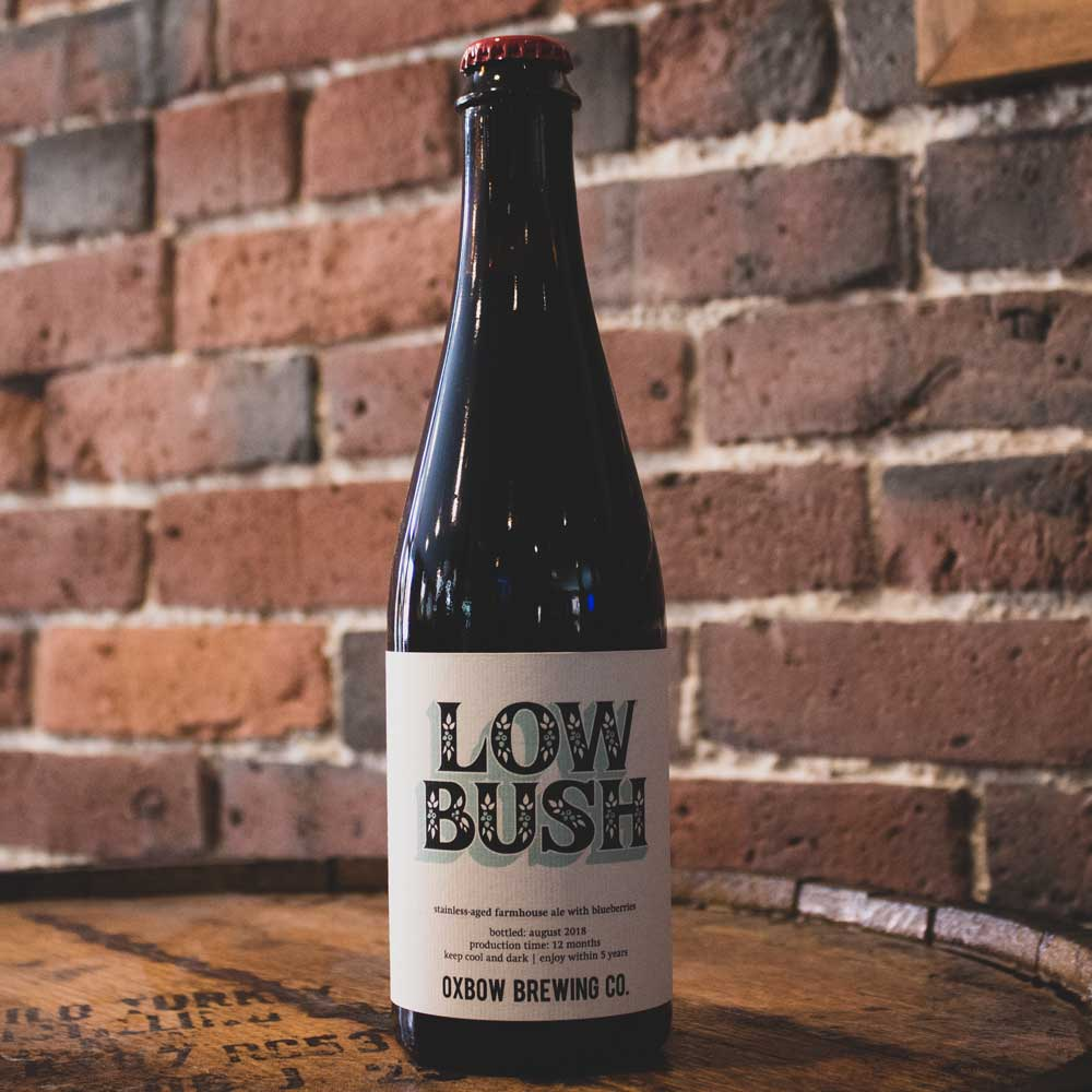 Low Bush Beer